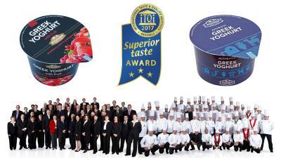 Superior Taste Awards for Koukakis Farm products