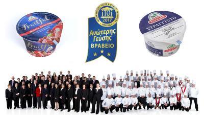 Βραβεία Ανώτερης Γεύσης για τα προϊόντα Φάρμα Κουκάκη