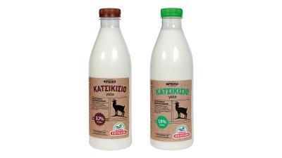 Η Φάρμα Κουκάκη φέρνει ένα αγνό ολόφρεσκο κατσικίσιο γάλα