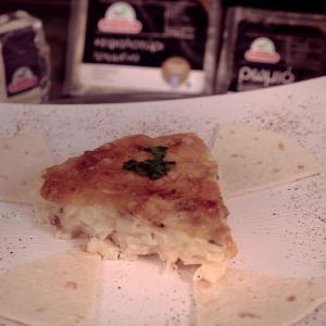 Συνταγή από τη Φάρμα Κουκάκη: Μακαρόνια Σουφλέ