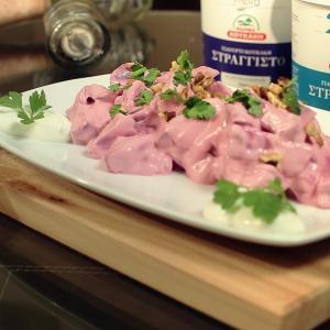 Συνταγή από τη Φάρμα Κουκάκη: Παντζαροσαλάτα