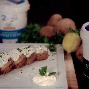 Συνταγή από τη Φάρμα Κουκάκη: Σνακ πατάτας