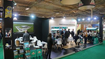 Koukakis Farm at FoodExpo 2018