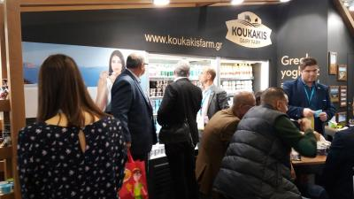 Koukakis Farm at SIAL 2018