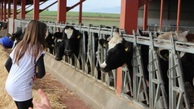 Φάρμα Κουκάκη: Επίσκεψη Δημοτικού Σχολείου Όσσας