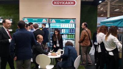 H Φάρμα Κουκάκη στην Food Expo 2017