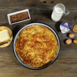Συνταγή από τη Φάρμα Κουκάκη: Πατσαβουρόπιτα με γιαούρτι