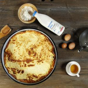 Γαλατόπιτα με φρέσκο γάλα Κουκάκη