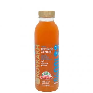 Koukakis Farm: Apple, Orange and Carrot Juice