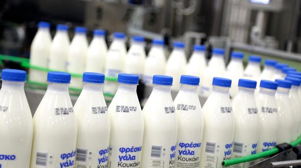 100% Ελληνικό γάλα