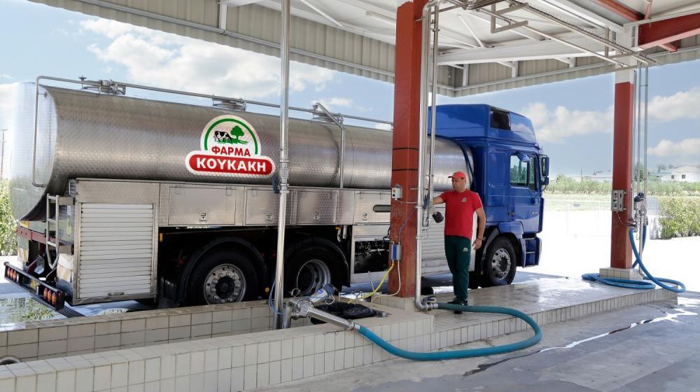 Φάρμα Κουκάκη - Γάλα κορυφαίας ποιότητας